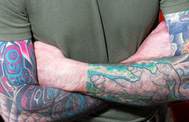 New Army Tattoo Policy Fueling Debate Among Service Men Women