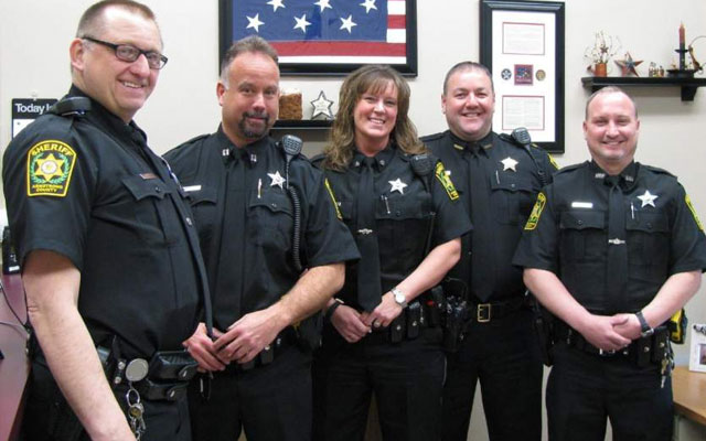 Armstrong, PA deputies sporting new spring fashions