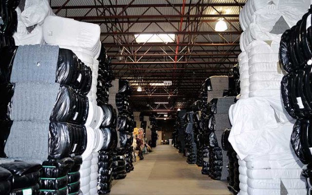 Leigh Fibers Partners With Cintas For Uniform Recycling Program
