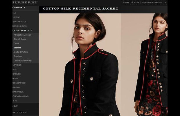 This Store Is Selling Marine Style Dress Blue Coats For 2600
