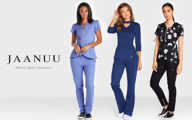 323dead8182 Home News Companies Contemporary Medical Apparel Leader Jaanuu Closes  Investment Round With Executives Behind Amazon