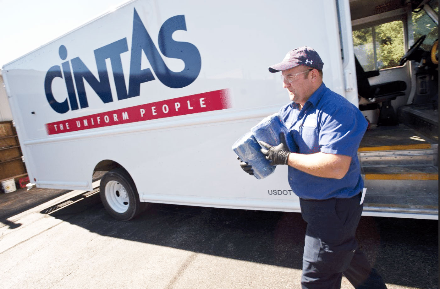 Cintas Becomes First Company with 100 VPP Star Certified Locations